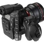 Canon EOS C300 Cinema Camera - Right Rear Controls