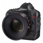 Canon EOS 4K Concept DSLR With New 24mm EF-Mount Cinema Lens