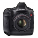Canon EOS 4K Concept DSLR With 50mm Lens