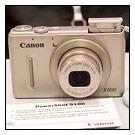 Hot Pocket - Canon PowerShot S100 Camera