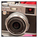 Hands-On With The Fujifilm X100