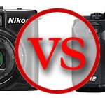 Canon PowerShot G12 vs. Nikon Coolpix P7100