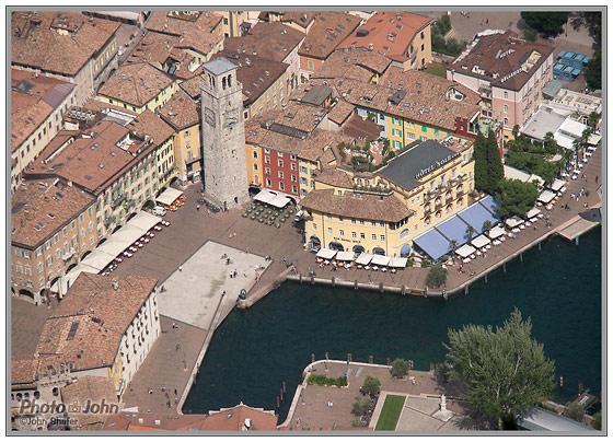 Above Riva del Garda, Italy - Olympus E-P3