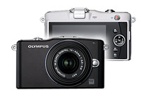 Olympus E-PM1 Pen Camera - Costs Less than A G12 Or P7100!