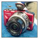 Hands-On With The Panasonic Lumix GF3