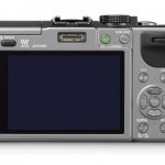 Panasonic Lumix GX1 - Rear LCD & Controls