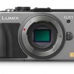 Panasonic Lumix GX1 - Silver Body & Sensor