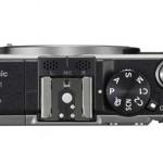 Panasonic Lumix GX1 - Top View With Mode Dial & Hot Shoe