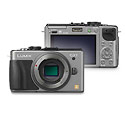 Panasonic Lumix GX1 - Traditional Camera Design With High-End Features