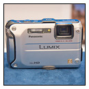 Panasonic Lumix TS3 - Rugged Outdoor Camera