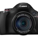 Canon POwerShot SX40 HS - front