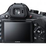 Fujifilm X-S1 Superzoom - Rear LCD