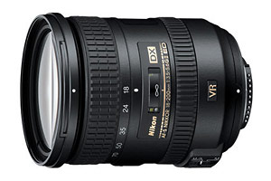 All-Purpose 18-200mm Zoom Lens