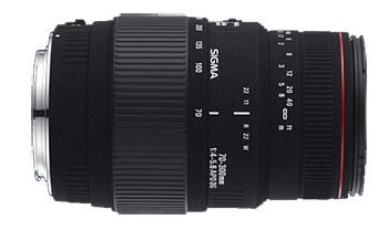 Inexpensive 70-30mm Telephoto Lens