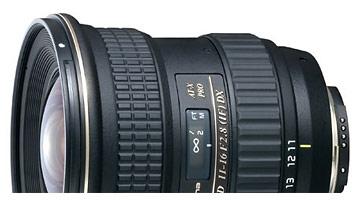 Wide-Angle Zoom Lens