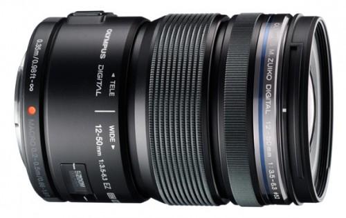 Olympus M.ZUIKO DIGITAL ED 12-50mm f3.5-6.3 EZ Power Zoom Lens