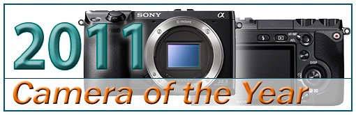 2011 PhotographyREVIEW.com Camera of the Year