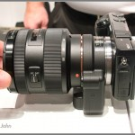 Sony Alpha NEX-7 With LA-EA2 Adapter & 16-50mm f/2.8 Lens