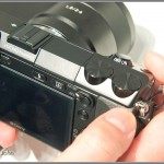 Sony NEX-7 - Top Right With Customizable Control Dials