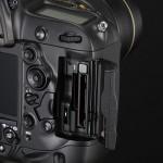 Nikon D4 - CF & XQD Memory Card Slots
