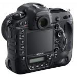 Nikon D4 DSLR - Rear LCD & Controls
