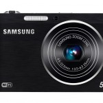 Samsung DualView DV300F - Front