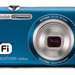 Kodak EasyShare M750 WiFi Camera - Blue