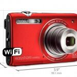 Kodak EasyShare M750 WiFi - Camera Dimensions