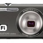 Kodak EasyShare M750 WiFi Camera - Silver