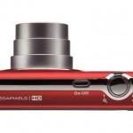 Kodak EasyShare M750 WiFi Camera - Top View