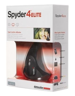 Datacolor Spyder4