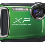 Fujifilm FinePix XP100 - Green