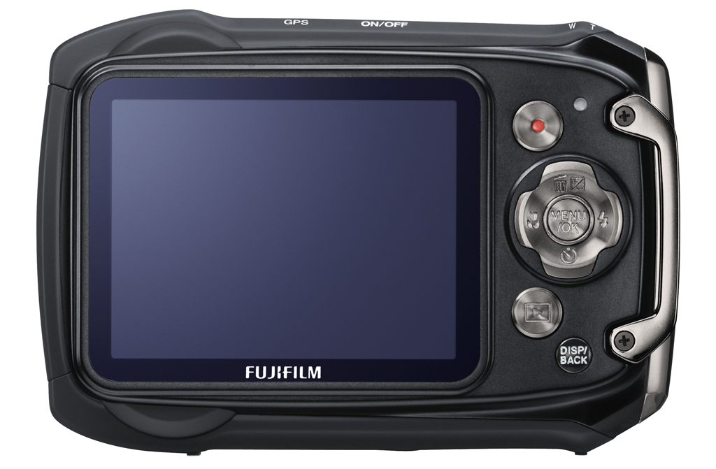 Fujifilm FinePix XP150 - Rear LCD Display