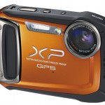 Fujifilm FinePix XP150 - Orange