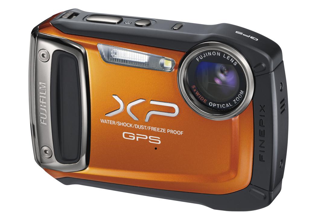 Fujifilm FinePix XP150 - Orange