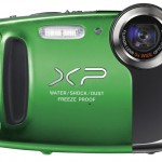 Fujifilm FinePix XP50 - Green