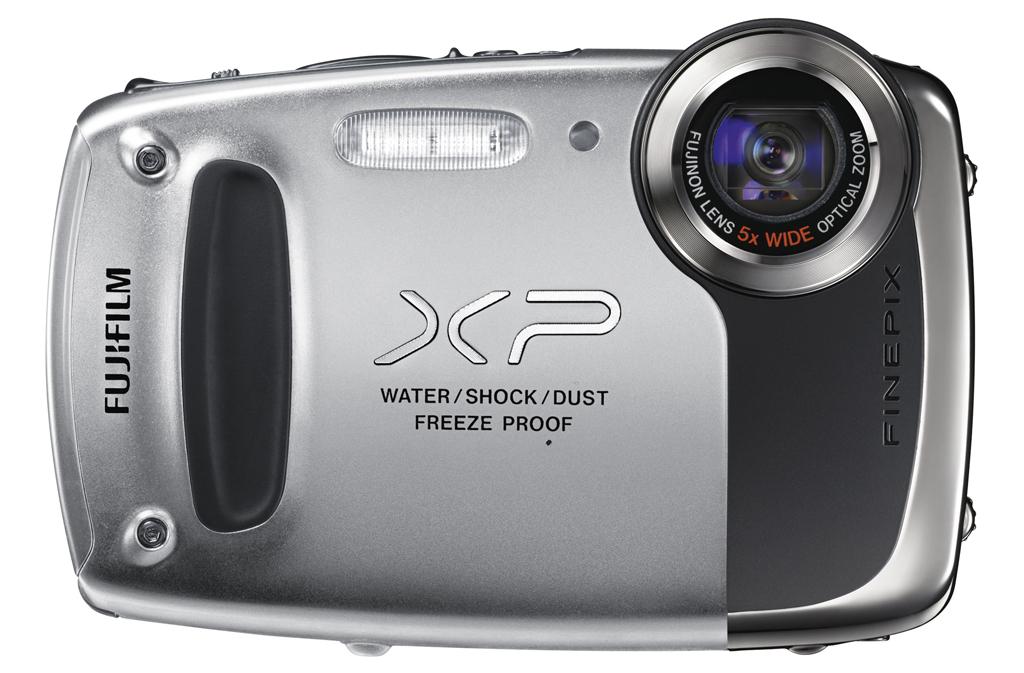 Fujifilm FinePix XP50 - Silver