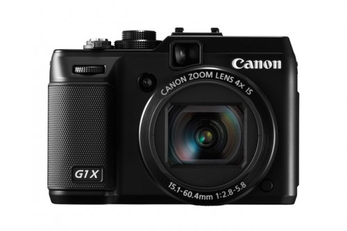 Canon PowerShot G1 X High-End Compact Digital Camera