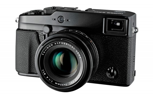 Fujifilm X-Pro1 Digital Rangefinder