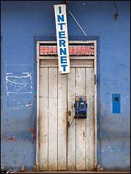 Internet Cafe - by geraldb