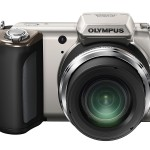 Olympus SP-620UZ Ultrazoom Camera - Silver
