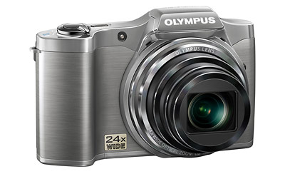 Olympus SZ-12 Superzoom - 24x Optical Zoom Camera