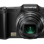 Olympus SZ-12 Superzoom Camera - Black