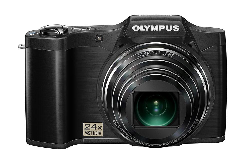 Olympus SZ-12 Superzoom Camera - Black