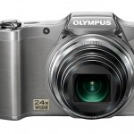 Olympus SZ-12 Superzoom Camera