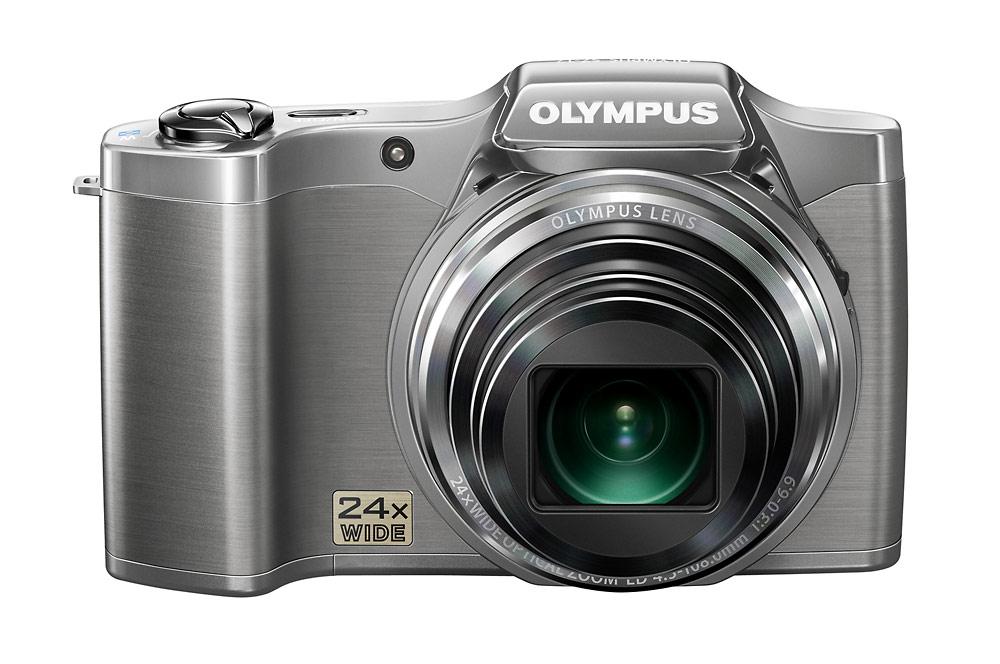 Olympus SZ-12 Superzoom Camera