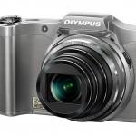 Olympus SZ-12 Superzoom Camera - Right