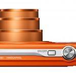 Olympus VG-160 - Top & Lens