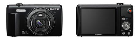 Olympus VR-340 Pocket Superzoom Camera