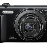 Olympus VR-340 Digital Camera - with 10x optical zoom lens